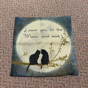 Love & Cats Pillowcase